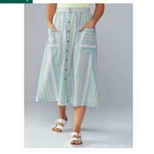 Patagonia Organic Cotton Skirt